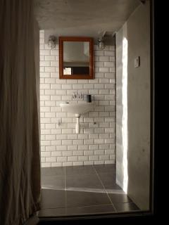 salle de douche autre point de vue