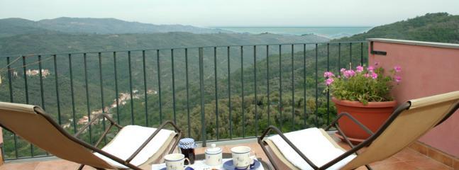Casa Panoramica, vacation rental in Valloria