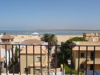 Estupendo ático en Primera Linea de Playa Sanlucar