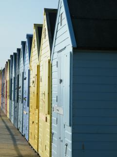 Mundesley's Beach Huts