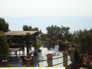 terrazza panoramica 'una rotonda sul mare'