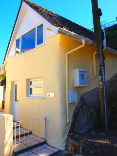 Sunnvyiew, a unique house, built into the hillside