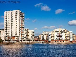 Cardiff Waterside Apartment , great views - 60593