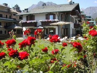 Chalet Gardenia holidays flats, Bormio