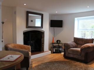 Why not find the perfect film on the satellite TV and settle down in front of the log burner