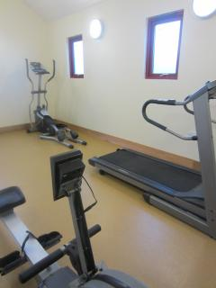 Home Farm gym