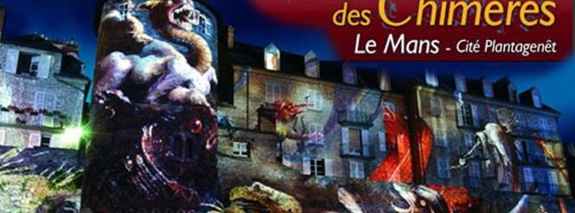 Tout l'été au Mans, projection et animations médiévales dans la cité historique