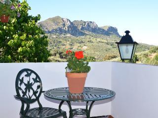 Bonita terraza ideal para momentos de relax.