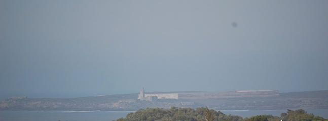 the Isle of Mogador, view from the roof-terrace