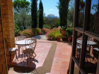 Crillon-le-Brave: superbe villa en pierres du pays, pour max. 14 personnes