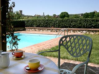 3 bedroom Villa in Monteriggioni, Siena Area, Tuscany, Italy : ref 2230377
