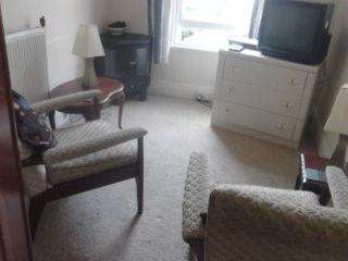 Flat 5 Living Room