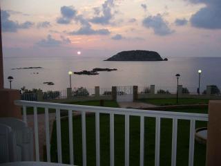 apartamento con maravillosas vistas al mar, Santa Eulalia del Río