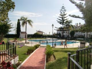 Apartamento 4 pers, vista preciosa a la marina, Caleta de Vélez