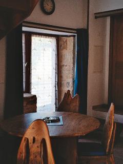 One-Bedroom Gite Front Door