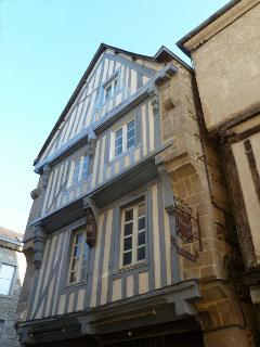 La maison du Saint Mitré
