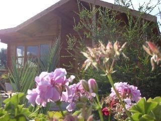 Casa de madera en el campo, Arneva
