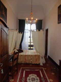 egidio & federica bedroom