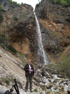 Rinka Waterfall, Logar Valley. With easy or challenging walks and breathtaking views at every turn