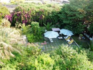 Il giardino di villa anna
