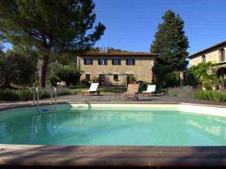 Le Spugne. Home in Tuscany, Montespertoli
