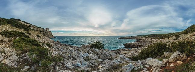 Porto Selvaggio Natural Reserve (7 km)