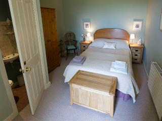 Bedroom with ensuite facility