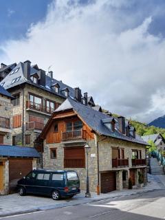 Apartamento La Santeta de Aran - Gausach - Vielha - Baqueira Beret