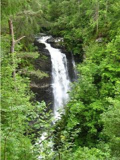 Reekie Linn Falls, Alyth