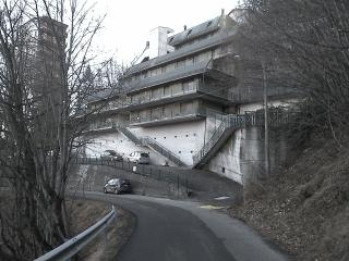 Terrazzo panoramico 6 posti letto vicino alle pist