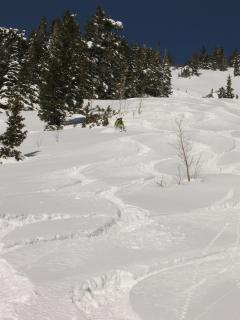 First Tracks at Park City Mountain Resort