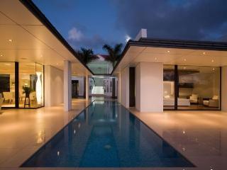 Luxury 6 bedroom St. Barts villa. Full ocean view!