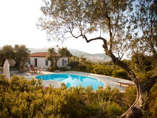 Elia Cottage Skopelos - private pool and sea views