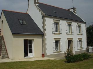 La maison de Kervrant, Audierne