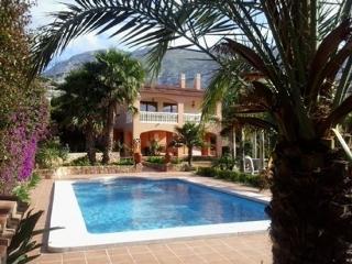 Villa Orquidia - con encanto y piscina privada, Denia