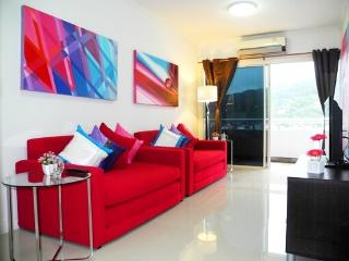 New apartment in Patong Tower 100 m. from beach