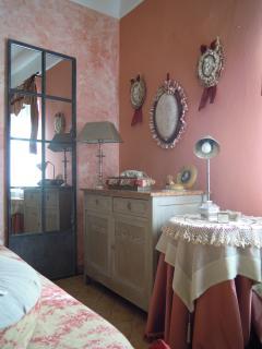 La camera Rose