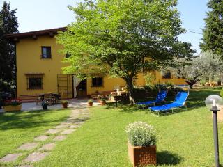 Hermosa Casa en la Toscana, jardín privado, Certaldo