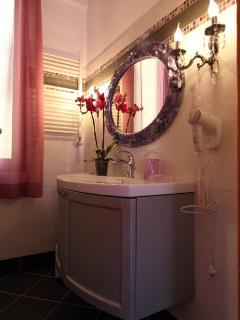 Bagno - camera Viola