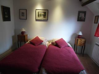 une des chambres Diane de Poitiers