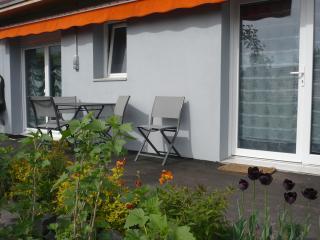 Joli gite2 pieces lumineux dans maison proche Strasburg