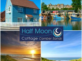 Half Moon Cottage, Camber