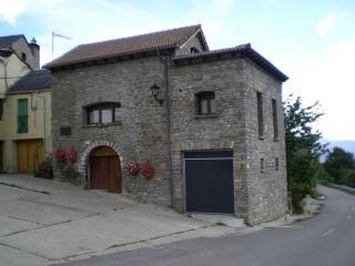 casa rural en Biescas, al lado del Valle de Tena