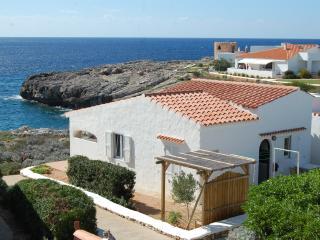 Binibeca,FRONT ROW,Binibequer, VILLA DOC, Menorca.