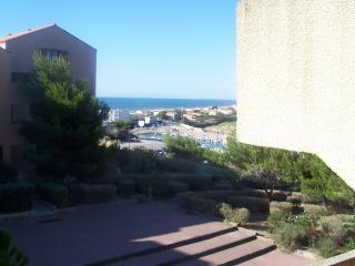 Appartement belle vue sur mer