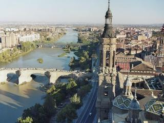 Centrico, 3 dormitorios, Ordenador + Wi-Fi, Zaragoza