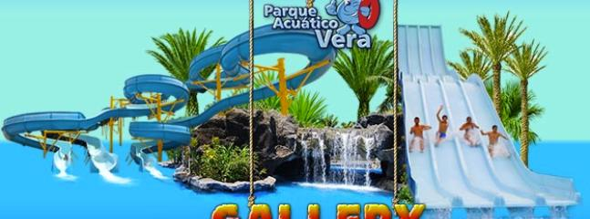 Why not treat the kids to a full day at Vera water park. Various water slides. Fast, slow and kids