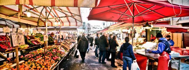 Ballaro' Food Market