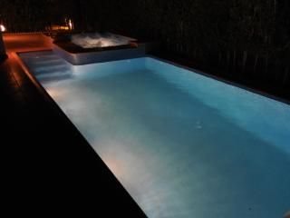 Completed Feb 2104, new private swimming pool with invigorating integrated spa for up to 8 people