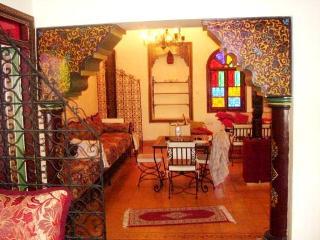 Résidence Rmila Medina avec Wifi ,clim,Terrasse, Marrakech
